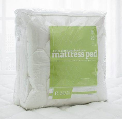 ExceptionalSheets Bamboo Cooling Mattress Protector