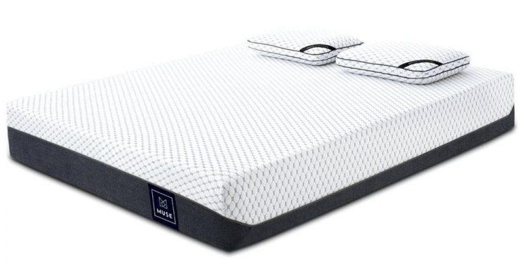 Muse Memory Foam cooling mattress