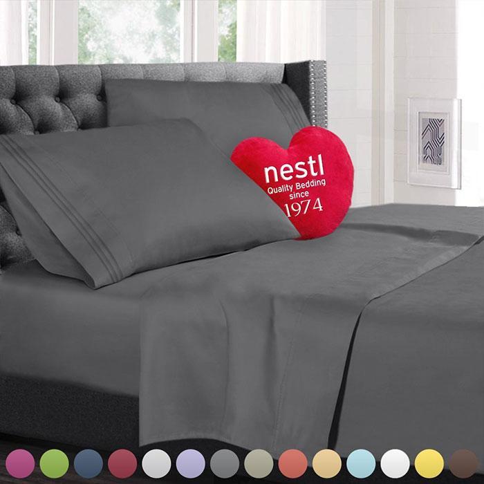 Perfect Nestl Bedding Bed Sheet Set