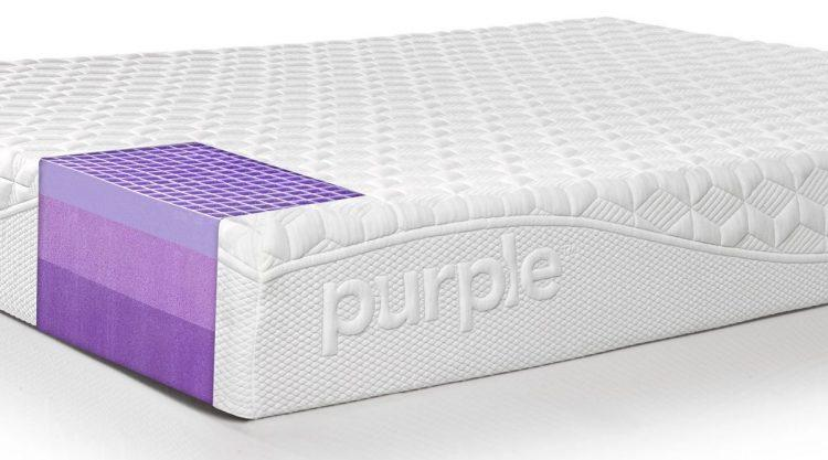 Purple Queen cooling mattress