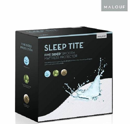 SleepTite waterproof mattress protector