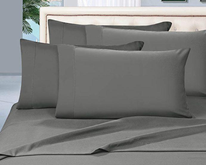 best bed sheets in 2018. Black Bedroom Furniture Sets. Home Design Ideas