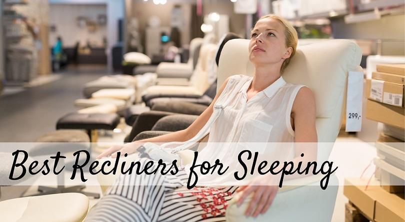 Best Recliners For Sleeping 2019 Sleepingculturecom