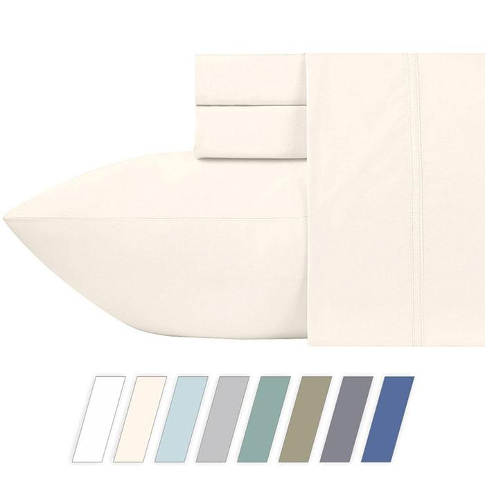 California Design Den Cotton Sheets