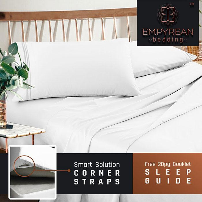 Nice Empyrean Bedding Luxury Bed Set