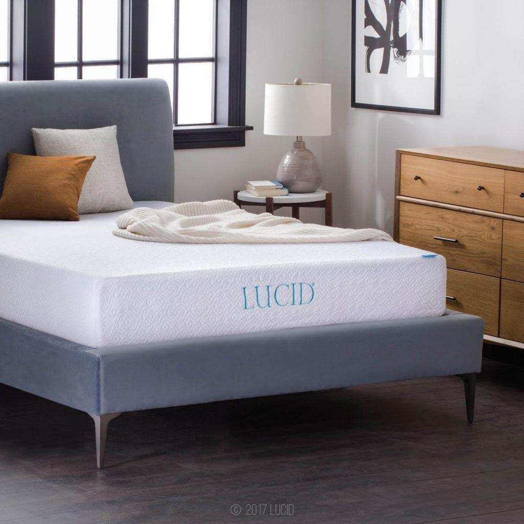 Lucid 10-inch best mattress under $500