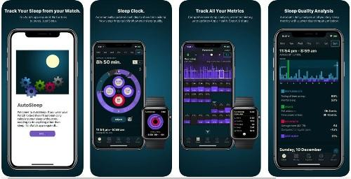 Best Sleep Apps for Apple Watch 2019 - SleepingCulture com