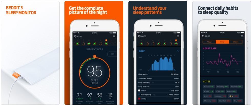 Best Sleep Apps for Apple Watch 2019 - SleepingCulture com