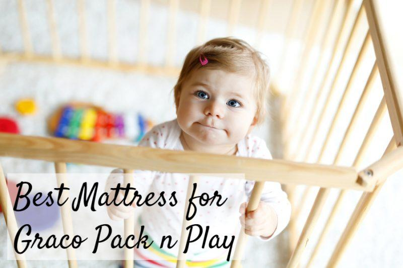 graco pack n play mattress size