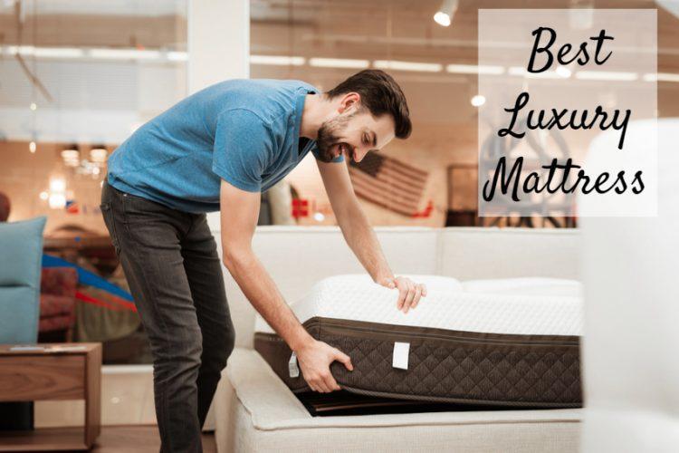 Best Luxury Mattress 2019 Sleepingculture Com