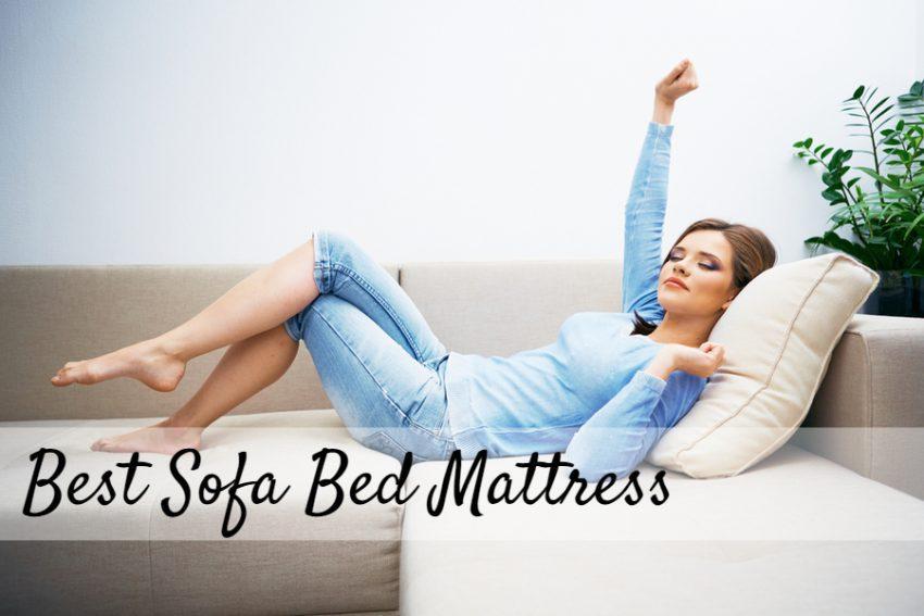 Best Sofa Bed Mattress 2019 - SleepingCulture.com