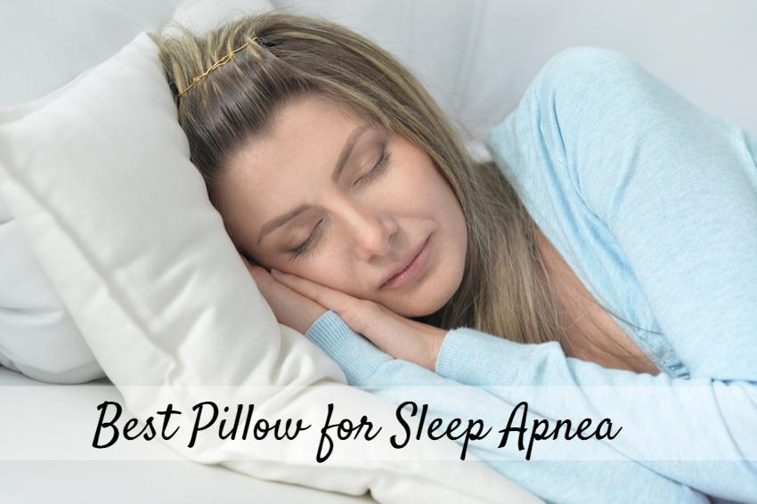 Best Pillow For Sleep Apnea 2019 Sleepingculture Com