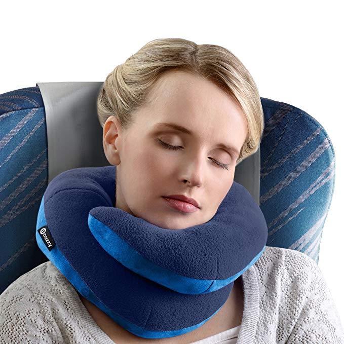 Best Travel Pillow 2019 Sleepingculture Com