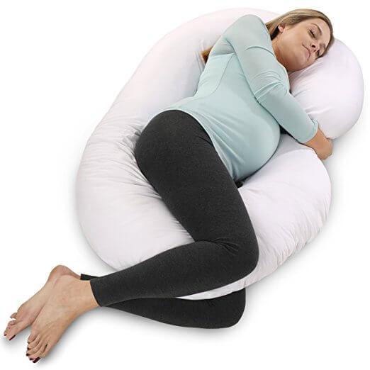 Best Pregnancy Pillows 2019 - SleepingCulture.com