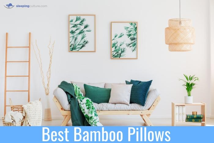 Best Bamboo Pillows for Side Sleepers1