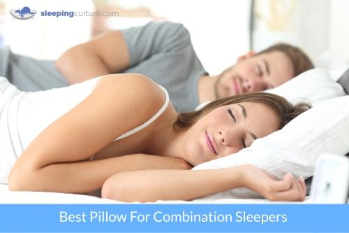 Best Pillow For Combination Sleepers main