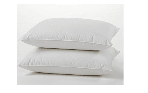 Best Goose Down Pillow 2019 Sleepingculture Com