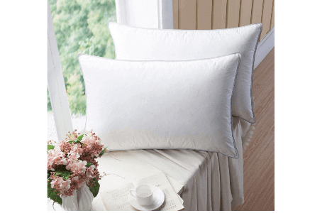 Best Goose Down Pillow 2019 Sleepingculture Com