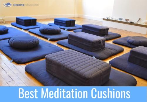 Meditation Cushions for sleep