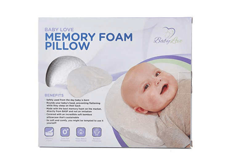 Best Pillow For Flat Head Syndrome 2019 Sleepingculture Com