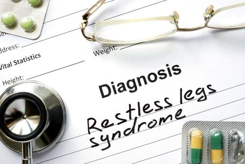 Restless Legs Syndrome Diagnosed