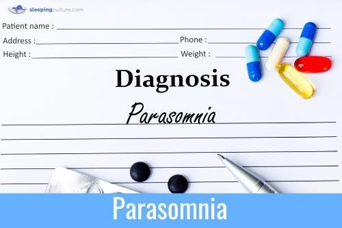 What Is Parasomnia