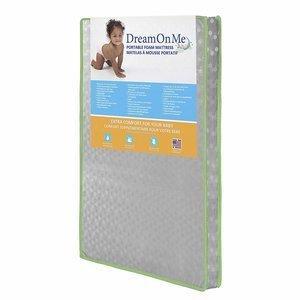 Dream on Me Play Yard Firm Foam Mattress, Nimble